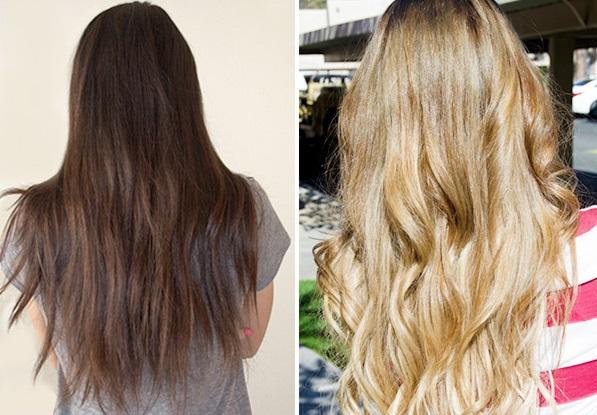 How To Lighten Bleached Hair Naturally